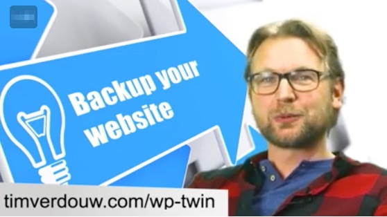 Backup your website before it's too late