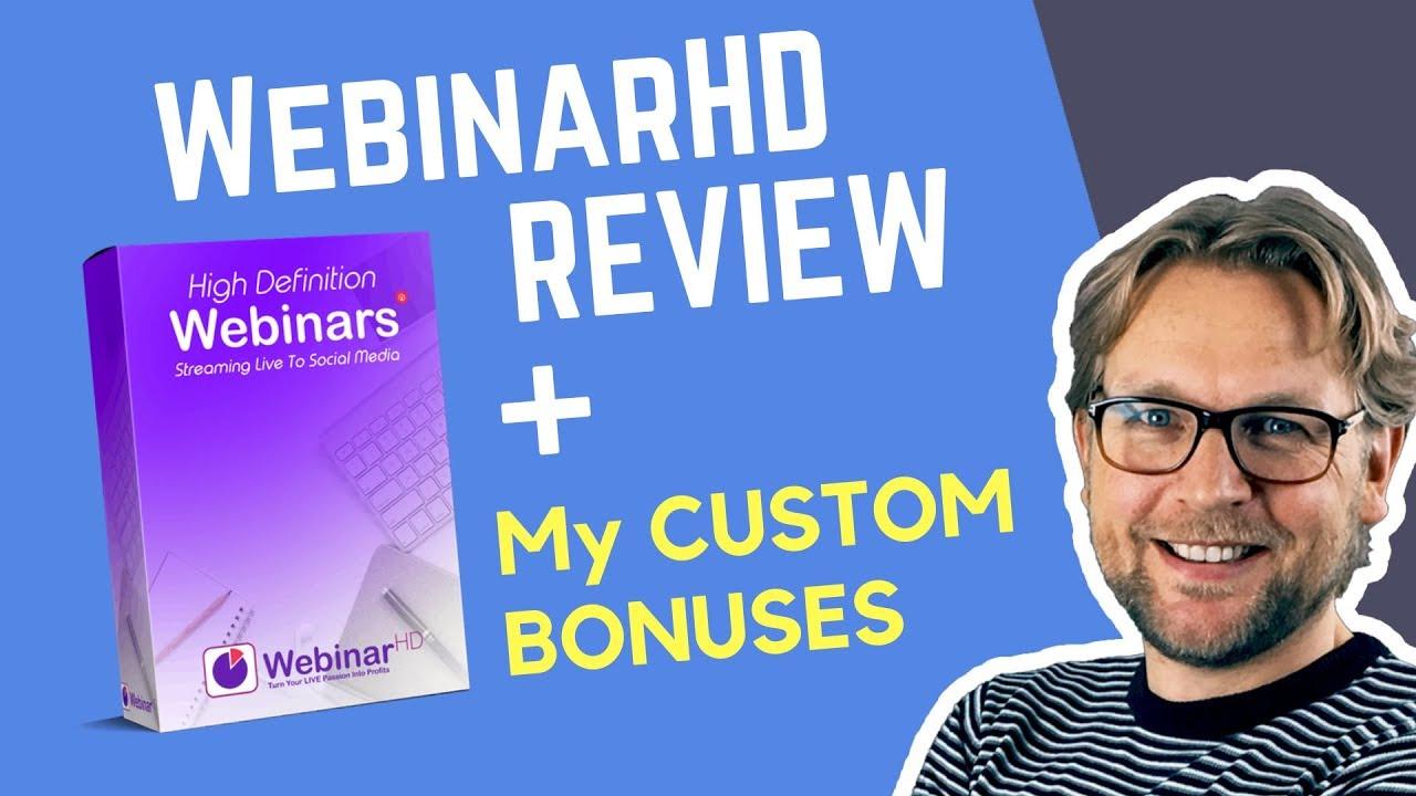 WebinarHD review