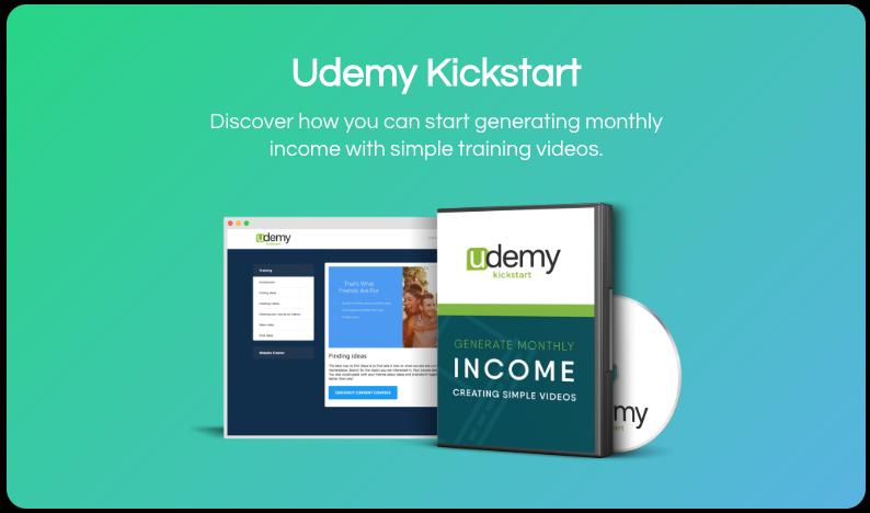 Udemy Kickstart