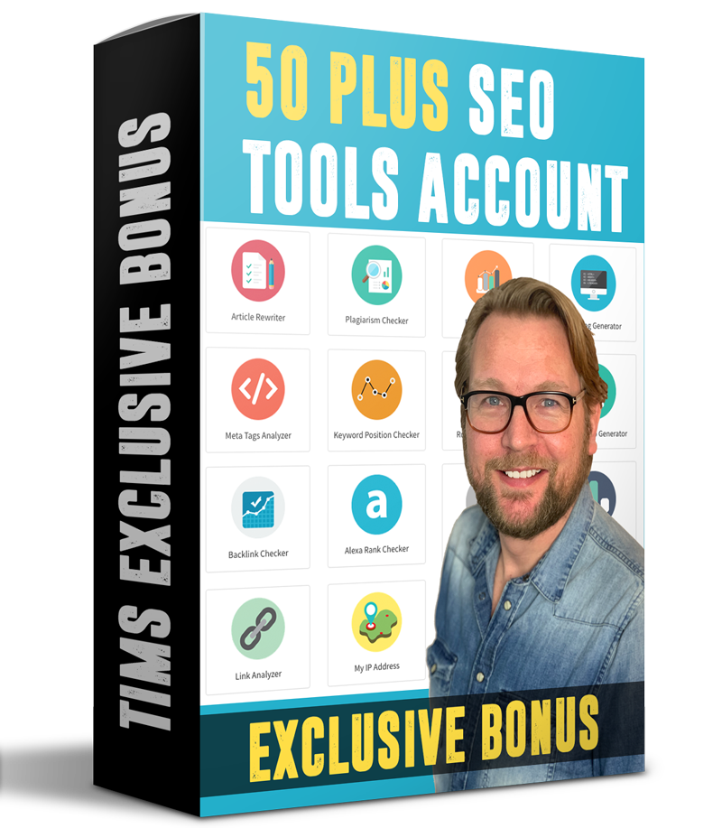 50 plus seo tools