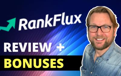 RankFlux Review And Bonuses