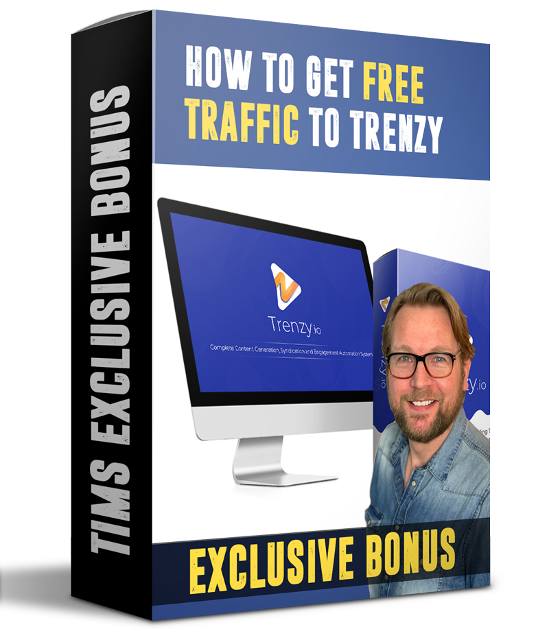 Free traffic to trenzy