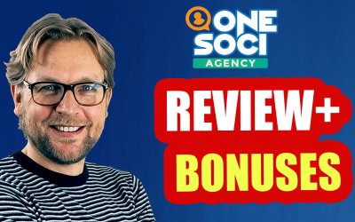 OneSoci Agency Review And Bonuses