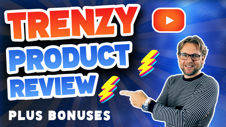 Trenzy Review And Bonuses