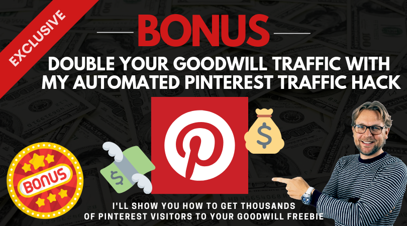 pinterest traffic hack