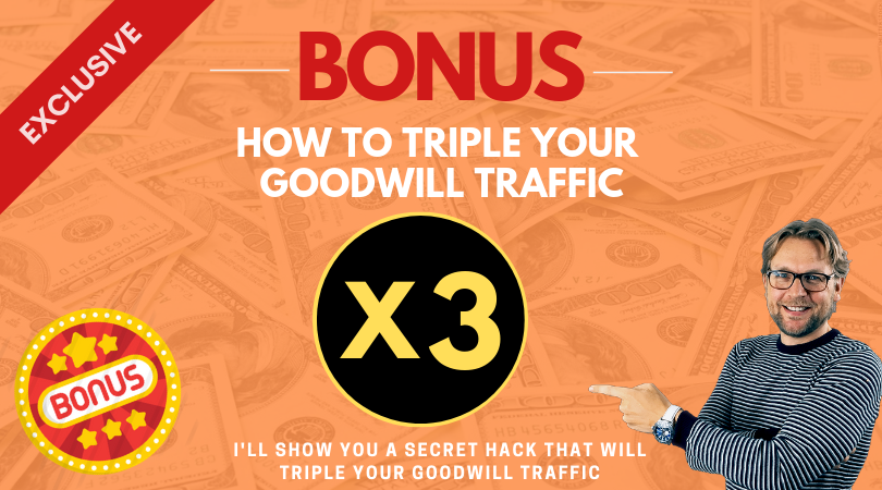 How to triple your traffic