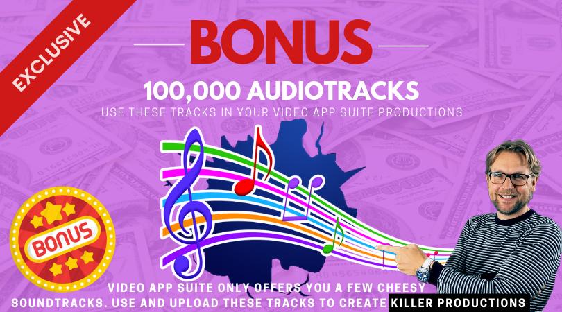 Video App Suite Bonus 4