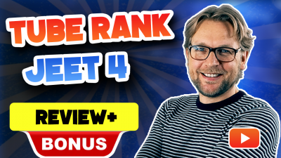 Tube Rank Jeet 4 review and bonuses