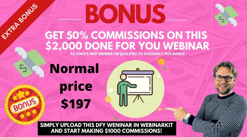 Webinarkit Bonus 1