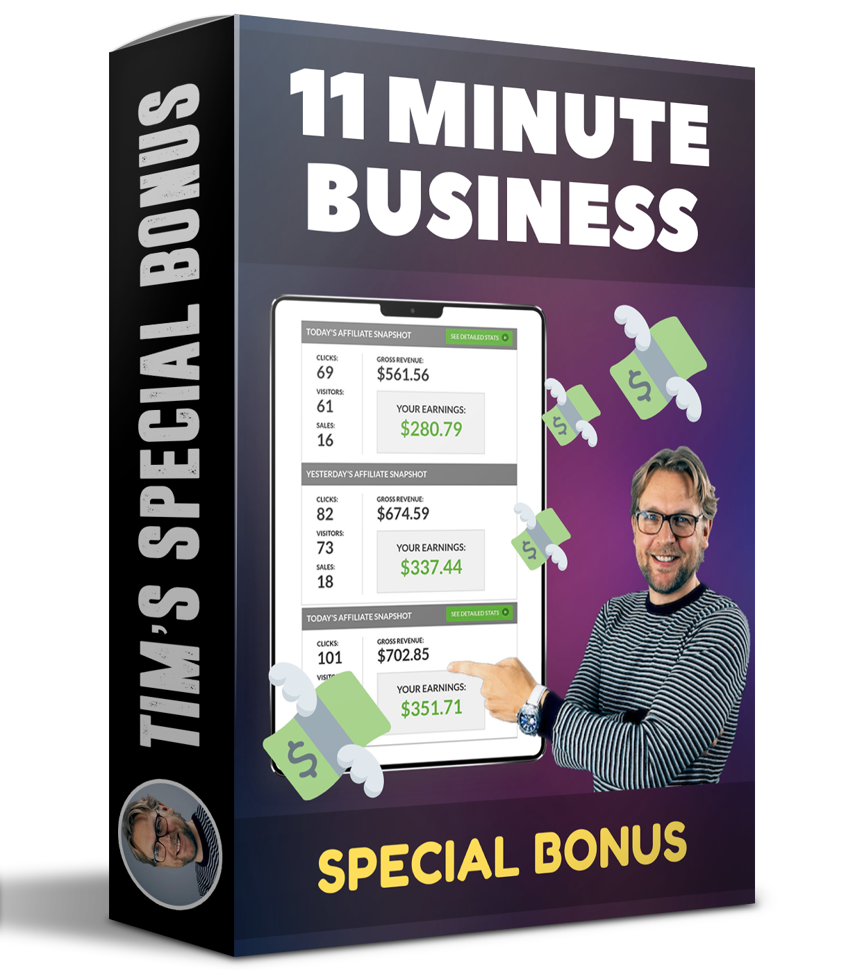 11 minute business