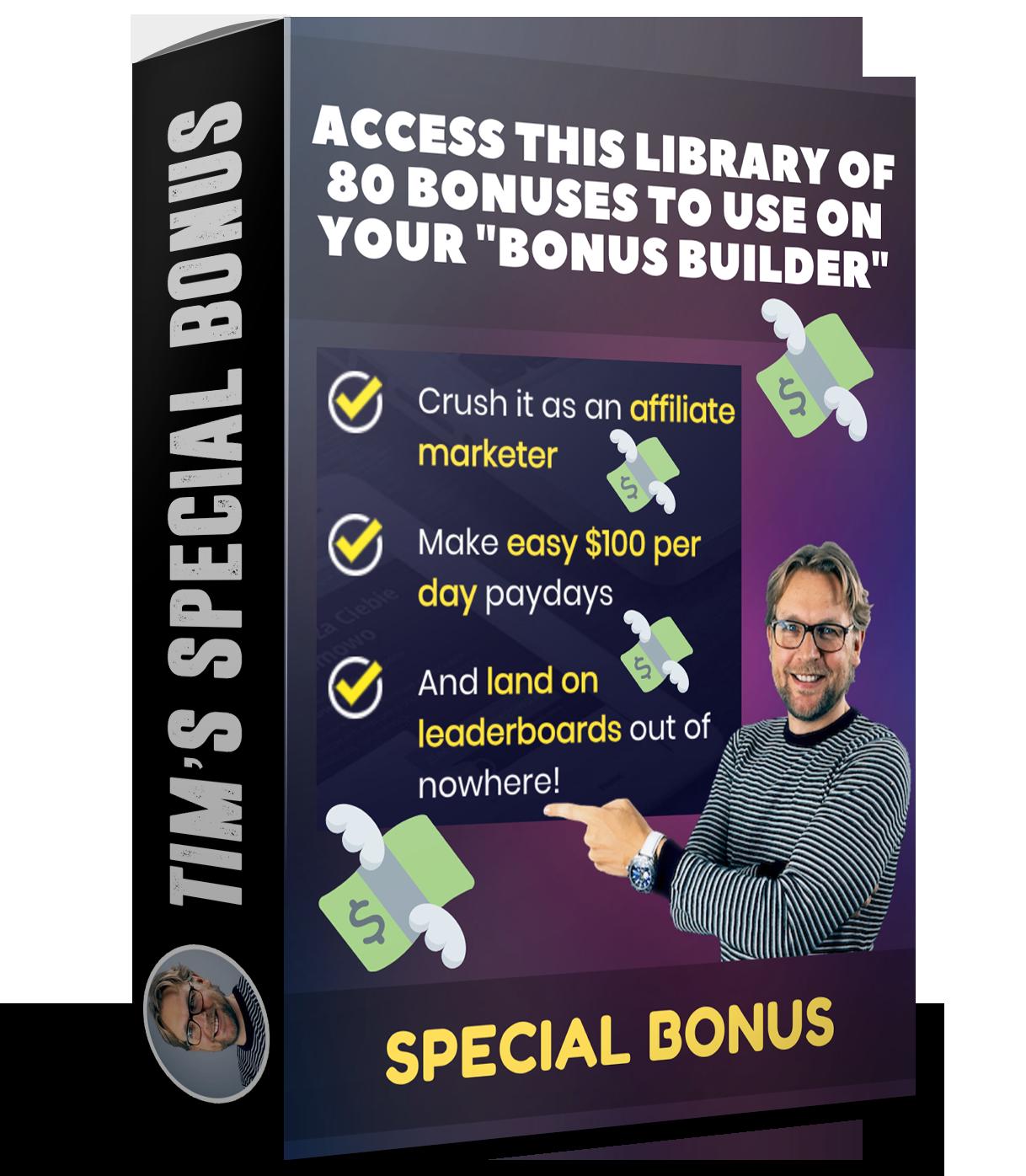 80 bonuses